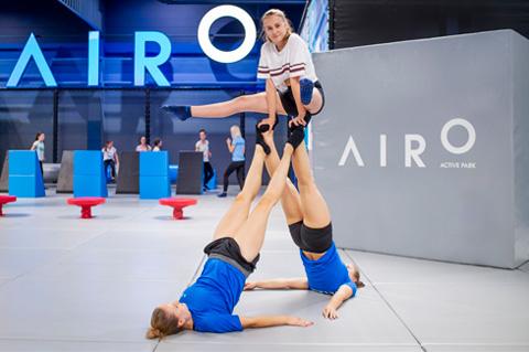 Zajęcia sportowe dla dzieci – akrobatyka sportowa