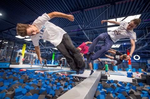 Parkour dla dzieci – aktywne zajęcia sportowe dla najmłodszych